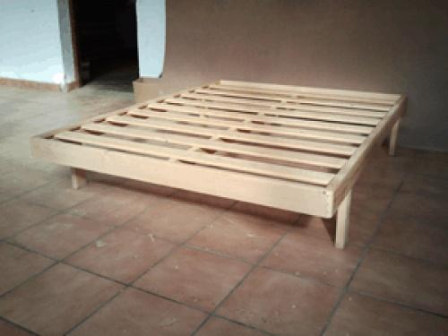 Vendo: Somieres de madera   Bazar Balear